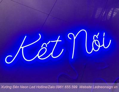 Thi công và thiết kế đèn neon flex ở Nam Từ Liêm Hà Nội