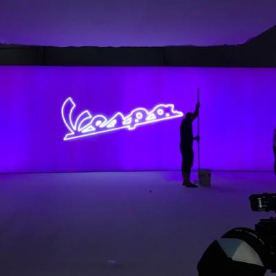 Tư vấn thiết kế  Event Vespa tại Hà Nội