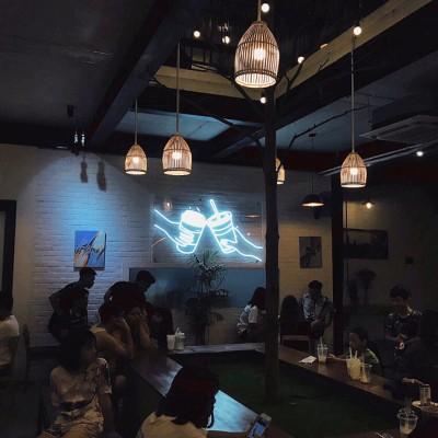 Thi công và thiết kế trọn gọi tại An Cafe Bắc Ninh