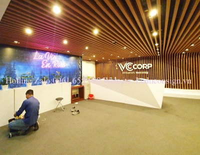 Gợi ý địa chỉ làm đèn led neon sign siêu tốt tại Hà Nội