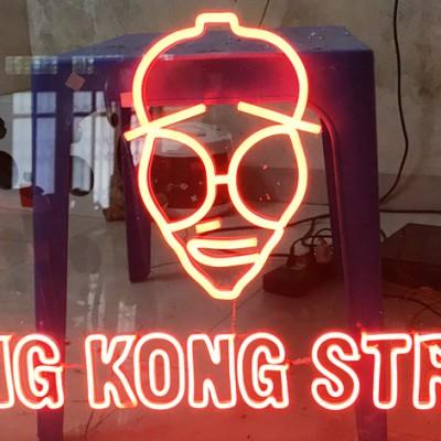 Thiết kế thi công quán Hẽm Bia HongKong