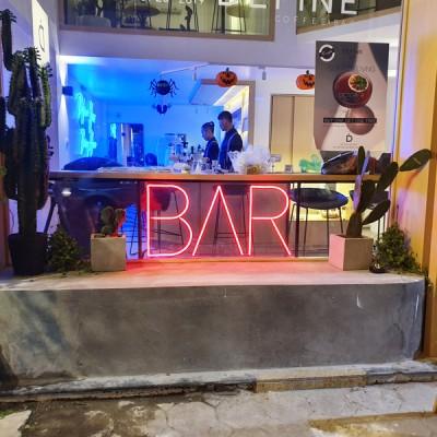 Thiết kế thi công Bar Coffee 537 Kim Mã