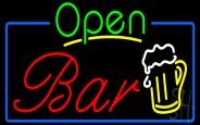 Trang Trí Quán Bar Ấn Tượng Bằng Led Neon Sign