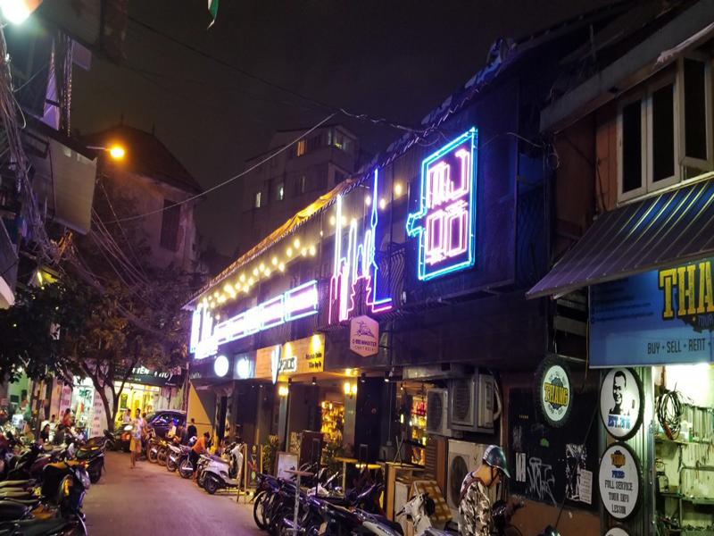 Hiệu quả quảng cáo vượt trội với trang trí Led Neon Sign 3