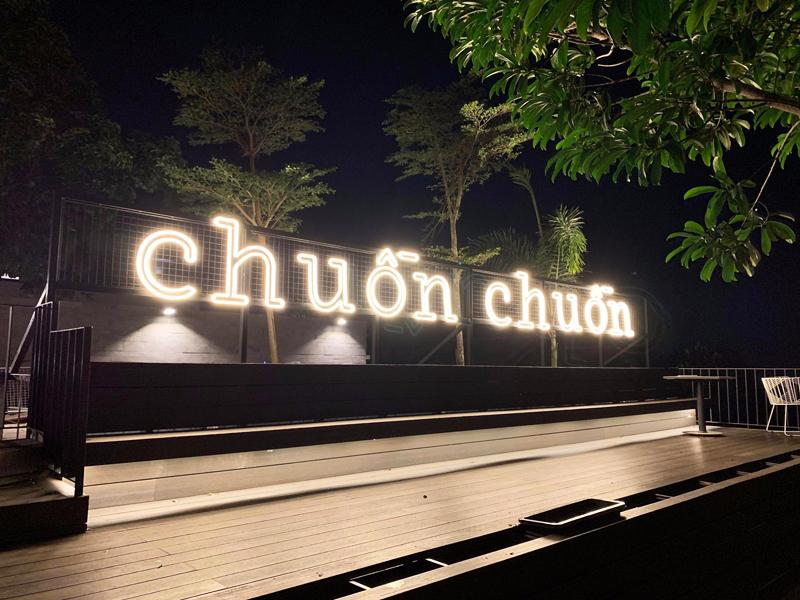 Làm biển quảng cáo đèn led neon sign giá rẻ ở khu vực Miền Bắc 1