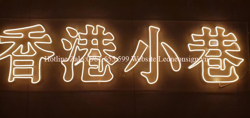 Làm đèn Neon Sign Led uy tín tại Hoàn Kiếm Hà Nội 1