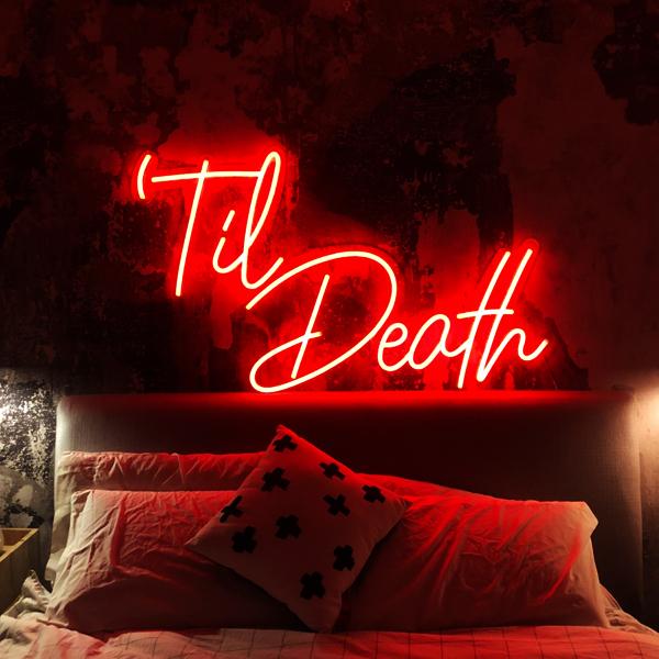 Đèn Neon Sign-Backdrop cho tiệc cưới xu hướng mới nhất năm nay 6