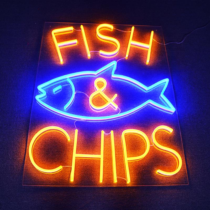 Lý do bạn nên  chọn đèn Led  Neon Sign cho shop cửa hàng của bạn 3