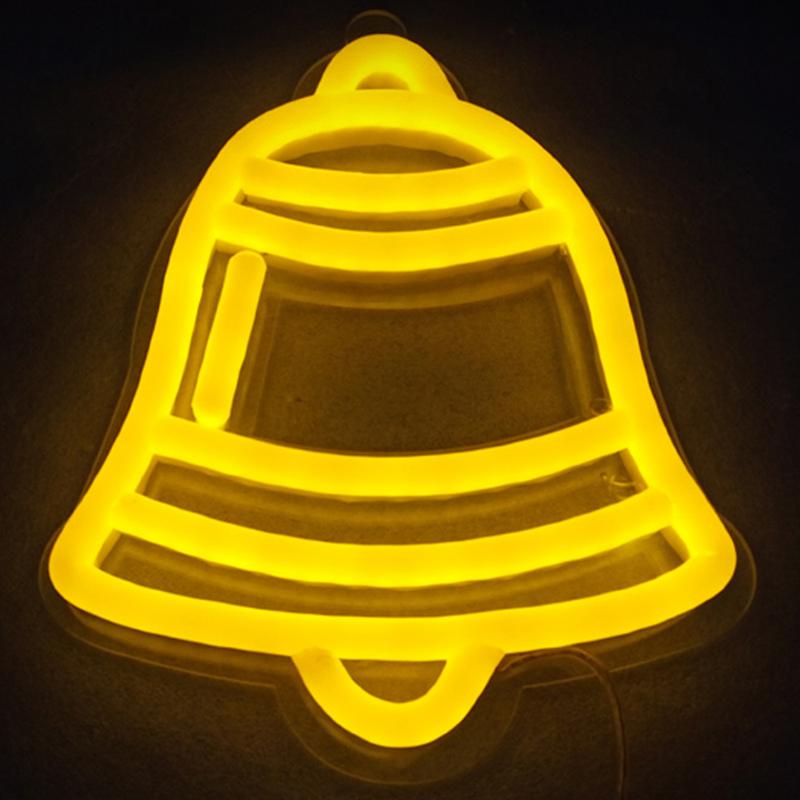 Top mẫu neon sign cho trang trí Noel hot nhất 4