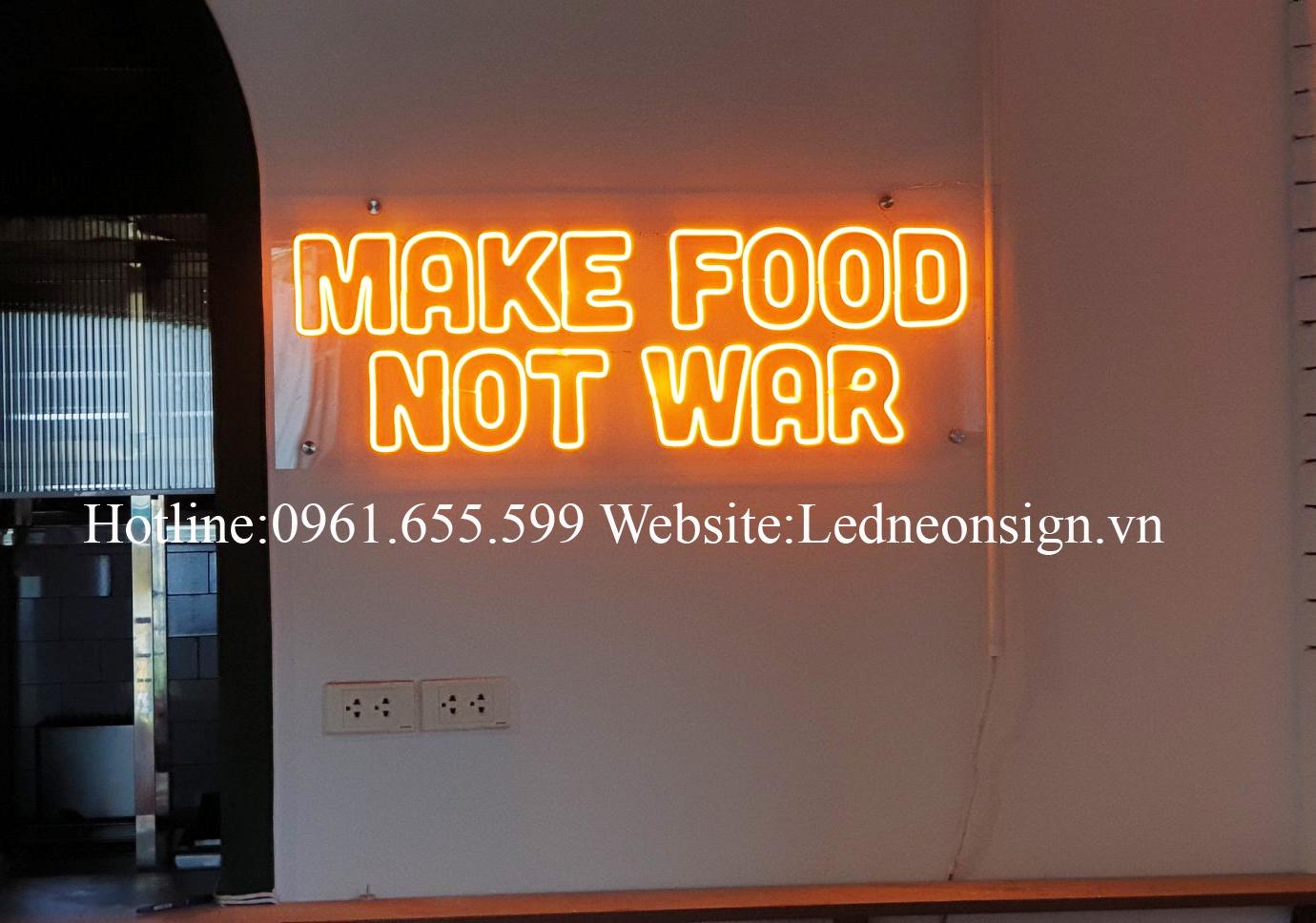 Trang trí shop bán hàng tạo điểm nhấn với Neon Sign Led 2
