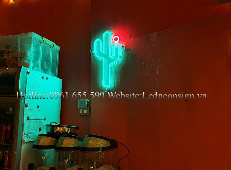 Thi công Neon Sign Led cho quán Bar Beer Club uy tín tại Hà Nội 4