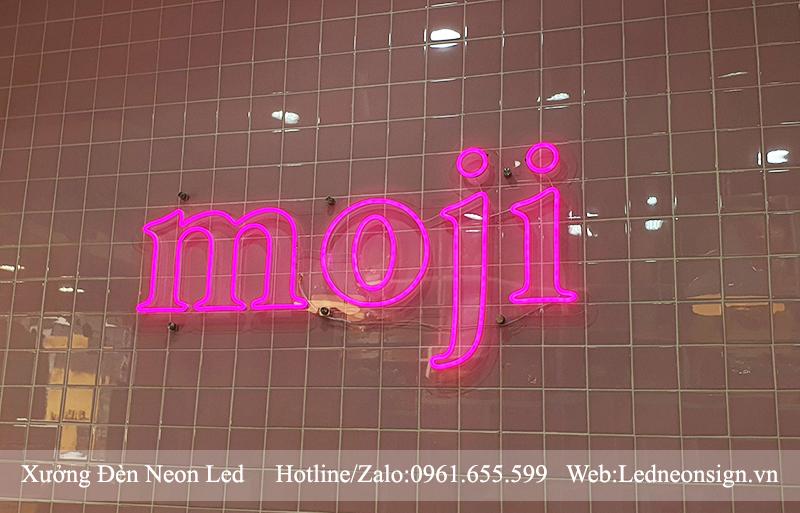 Thi công và thiết kế đèn neon sign flex ở Long Biên Hà Nội