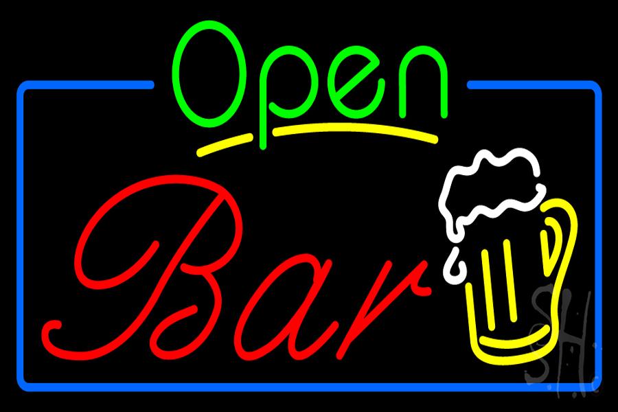 Trang Trí Quán Bar Ấn Tượng Bằng Led Neon Sign 5