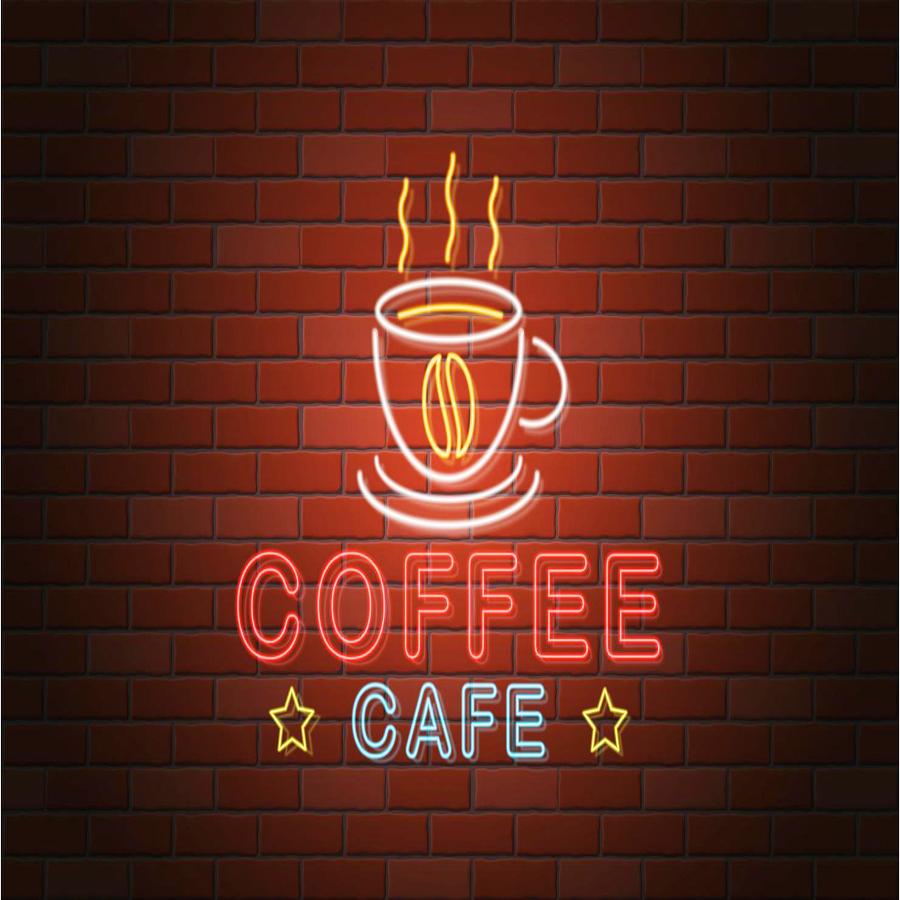 Led Neon Sign mang không gian thời thượng cho quán cafe 4