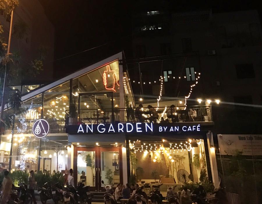 Led Neon Sign mang không gian thời thượng cho quán cafe 1