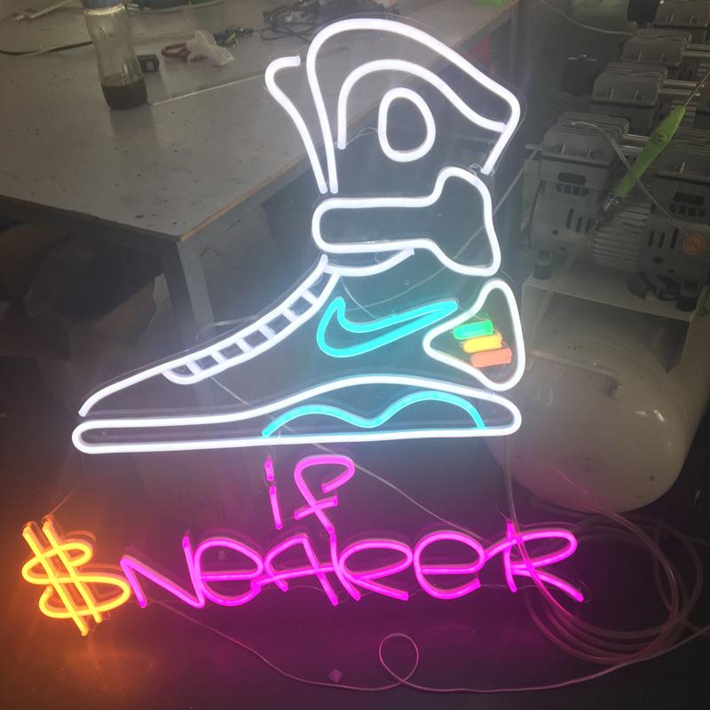 Tư vấn thiết kế thi công led neon sign tại Hà Nội 3