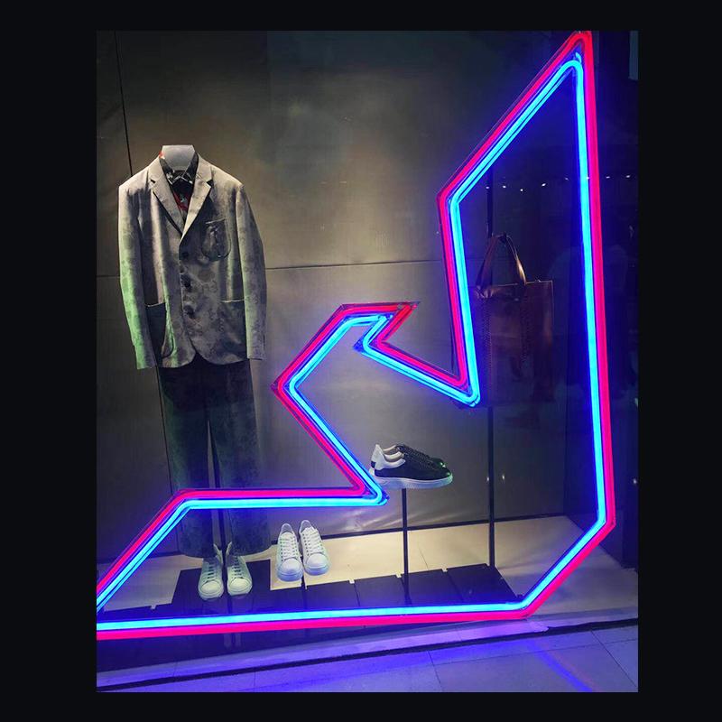 Tư vấn thi công logo thương hiệu bằng Led Neon Sign 5